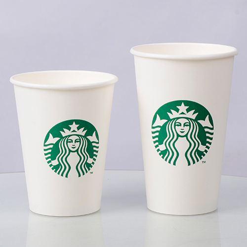 喝水用过的纸杯垃圾
