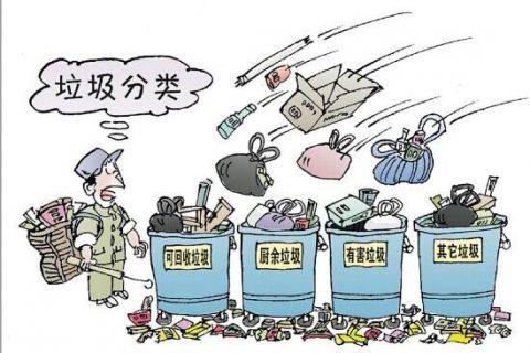 比较难分类的垃圾有哪些?