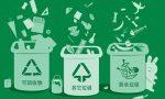 垃圾分类垃圾桶标识