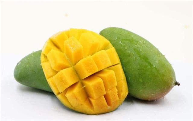 没吃完的芒果
