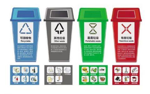 济南垃圾分类将全面实施运行