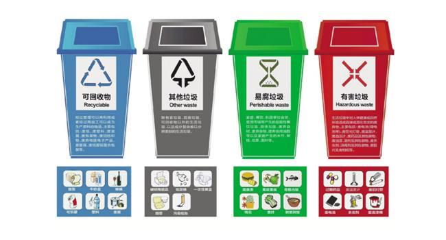 济南城市垃圾分类手册