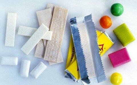 吃完的口香糖是什么垃圾?