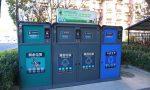 南京垃圾分类街头积分兑换机