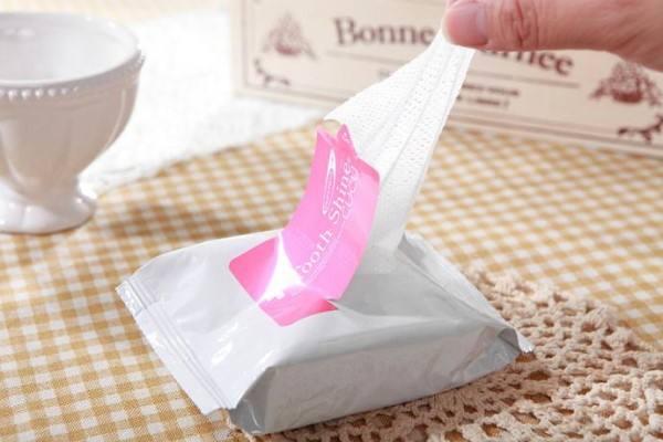 专门给宝宝用的湿纸巾