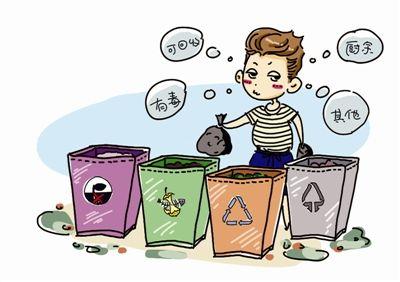天津环保理念普及好 九成受访市民愿践行垃圾分类