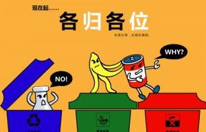 垃圾分类公益海报,垃圾分类,从现在做起