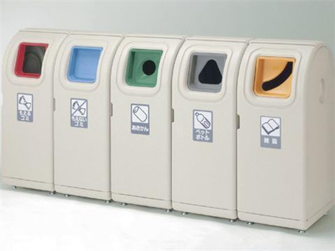 日本很注重垃圾分类的问题