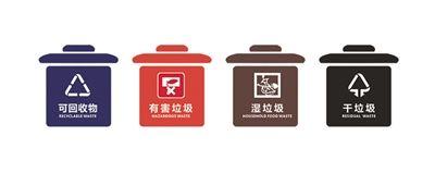 本周起,鹿城区藤桥镇将迎来智能垃圾分类收集箱