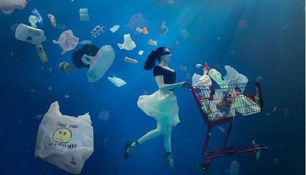"""世界正进入""""塑料时代""""?英媒:塑料垃圾恐形成新地层"""