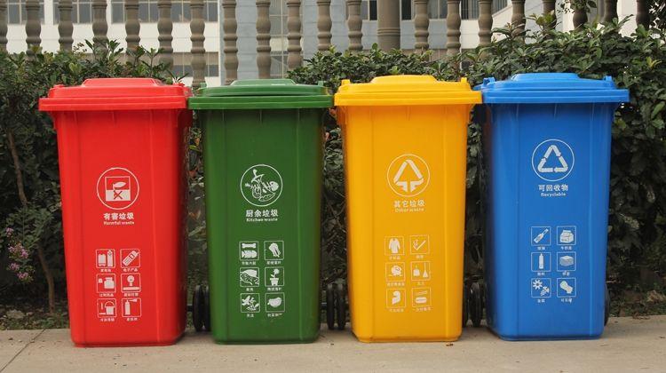 如今垃圾分类成为一种时尚,分类垃圾桶又有哪些时尚款式呢