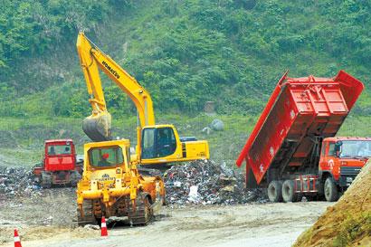 武汉6大垃圾处理项目建设提速2年再增3大生态公园