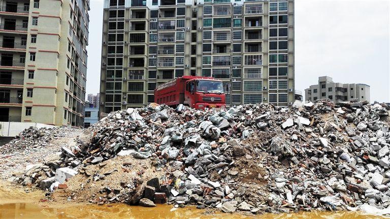 建筑垃圾如何处理
