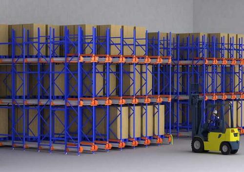 密集存储穿梭式货架