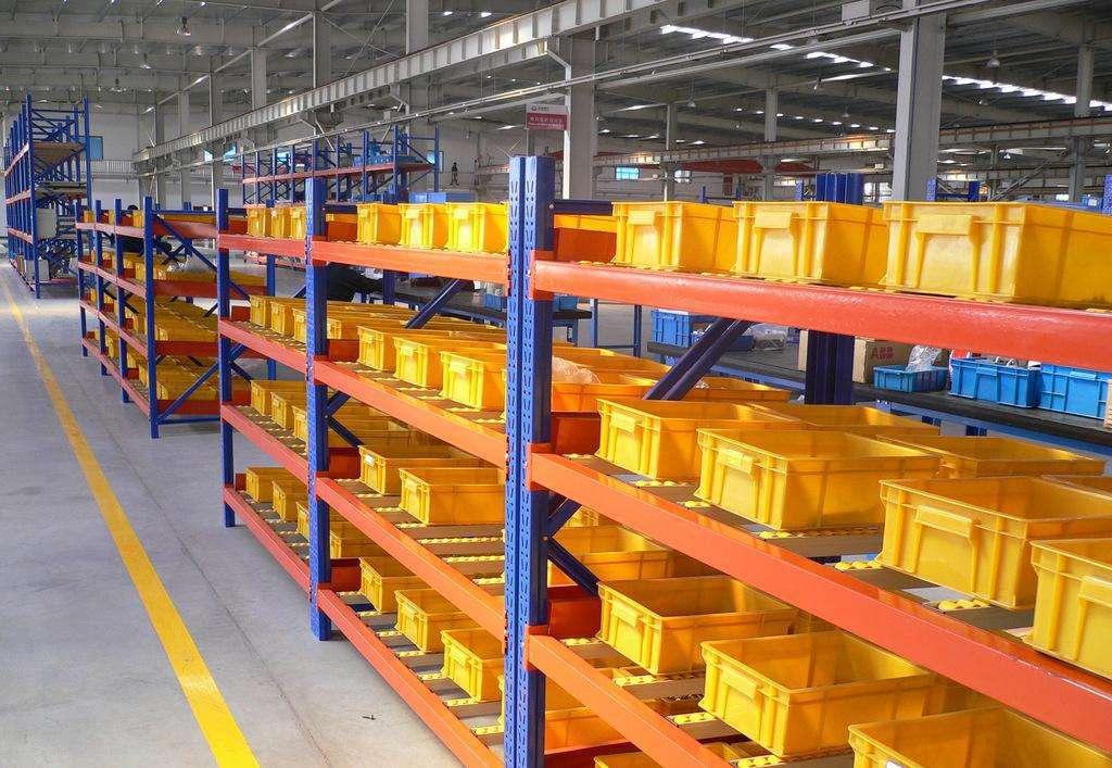 工业仓库货架