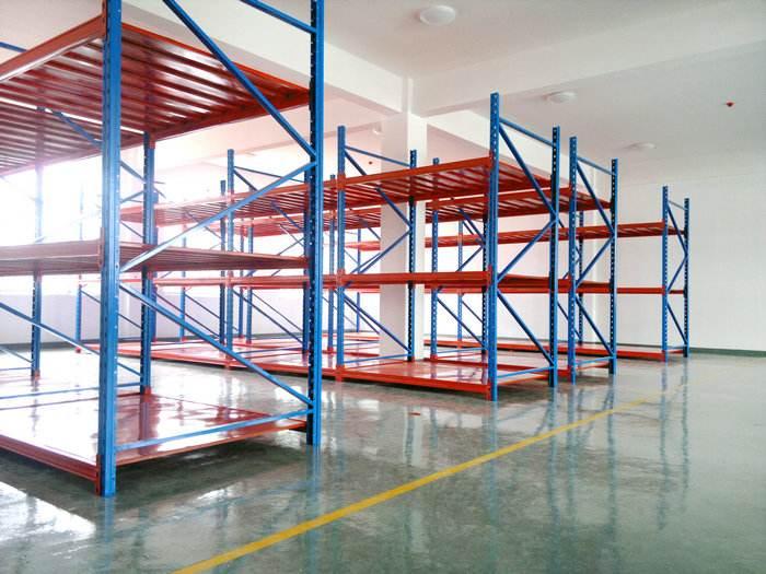 仓库重型层板货架