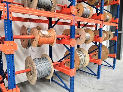 仓库电缆货架