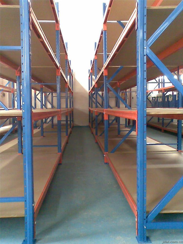 木质层板货架