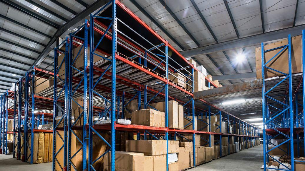仓储物流货架